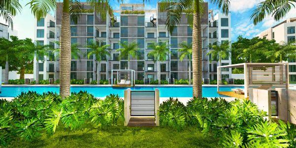 Nuevo Apartamento Cerrado para invertir en Punta Cana