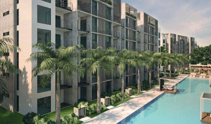Departamento economico para invertir en Bavaro Punta Cana