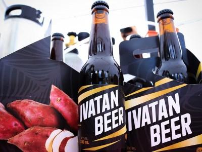 Un agroempresario filipino inicia la producción de cerveza de batata