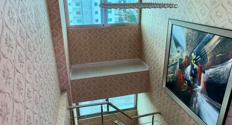 lujoso penthouse en alma rosa primera con piscina
