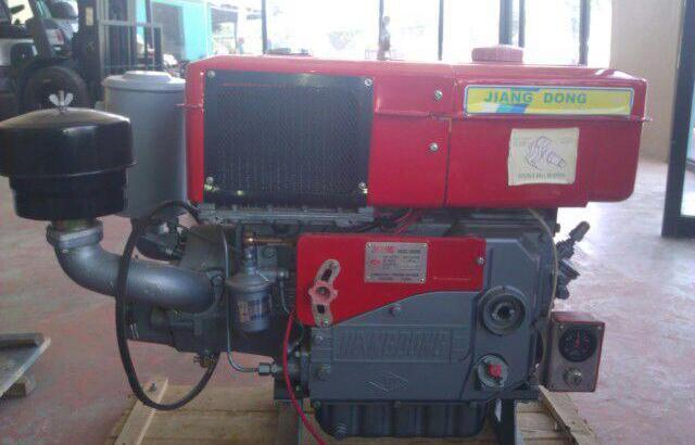 Motobombas diesel y gasolina