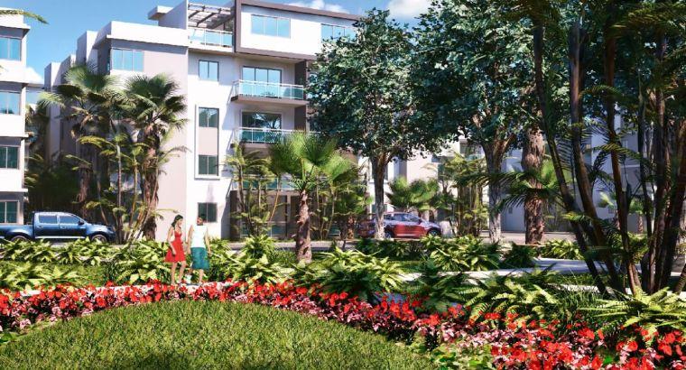 Apartamentos de 3 dormitorios en Santo Domingo Este