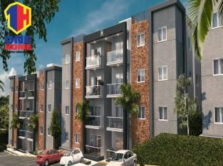 Apartamento en planos