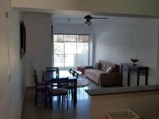 Apartamento amueblado de 3 habitacione