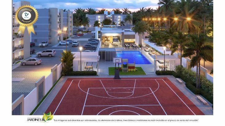 Proyectos Habitacionales de 1-3 habs en especial en Pueblo Bavaro