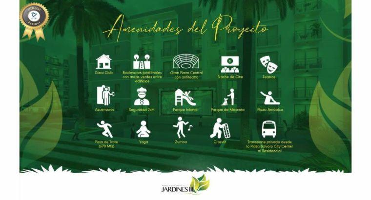 Condos, apartamentos, proyectos de 1,2 y 3 bedrooms para vender en Punta Cana