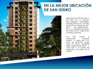 San Isidro Towers Apartamentos para invertir en Aut San Isidro