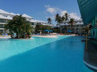 Vendo 5 Aptos amueblados dentro Hotel Paradise, Playa Dorada