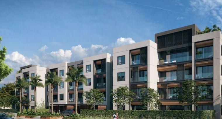 Proyectos, departamentos, condos, residenciales en plano en Punta Cana Village