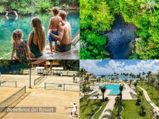 Deptos, aptos, condos, proyectos en plano en el village de Punta Cana