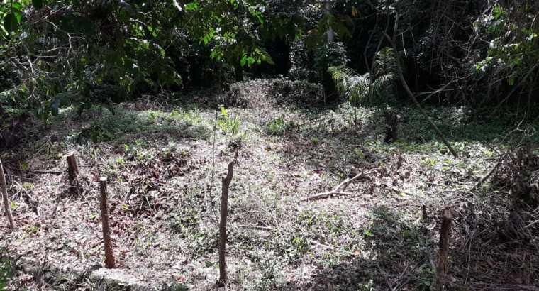 Terreno de 1.3 Tareas en Plaza Cacique Monte Plata