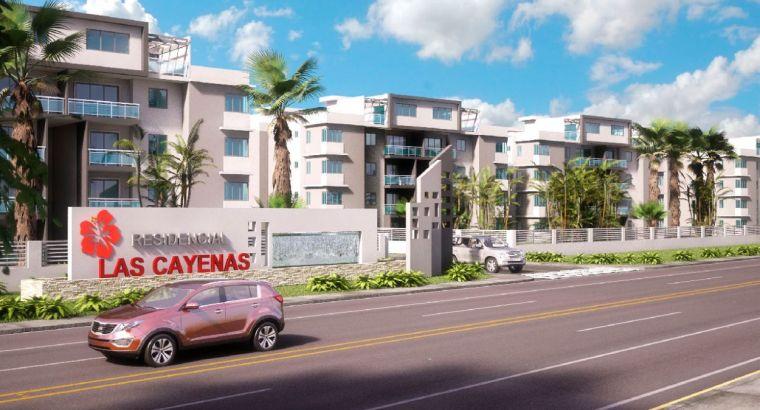 ApartamentoS en etapa 1,2,3,4,5,6,7,8,9,10 para comprar en las Cayenas en San isidro