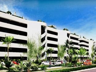 Residenciales, apartamentos, departamentos en Cana Rock STAR en la Avenida Hard Rock