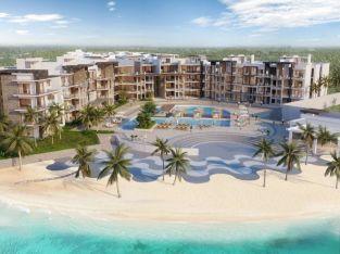 Departamentos, apartamentos en venta Beachfront en Punta Cana