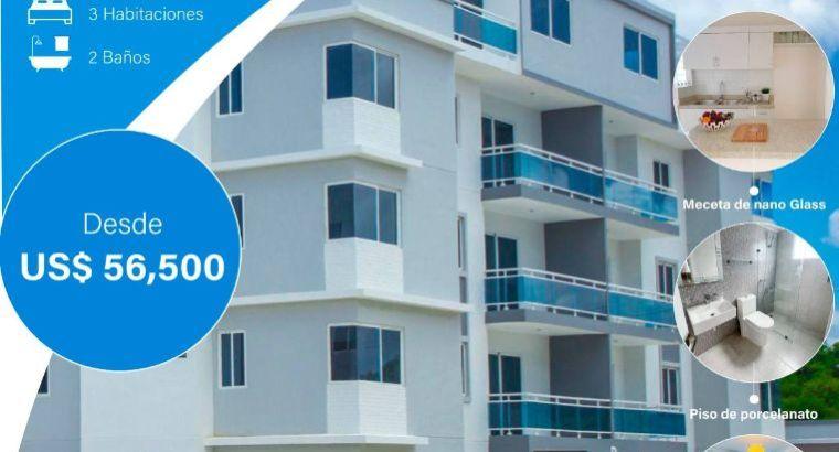Aptos, apartamentos para vivir en Las Cayenas etapa 1,2,3,4,5,6,7,8,9,10
