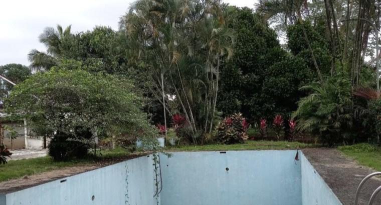 (FINCA DE 126 TAREAS) Recreativa y Agrícola en Bonao