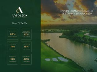 Invertir en Aptos en Arboleda en Punta Cana Bavaro