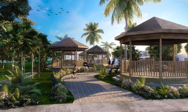 Westside Residences Houses for sale in Bavaro Punta Cana WS 1-809-316-1975