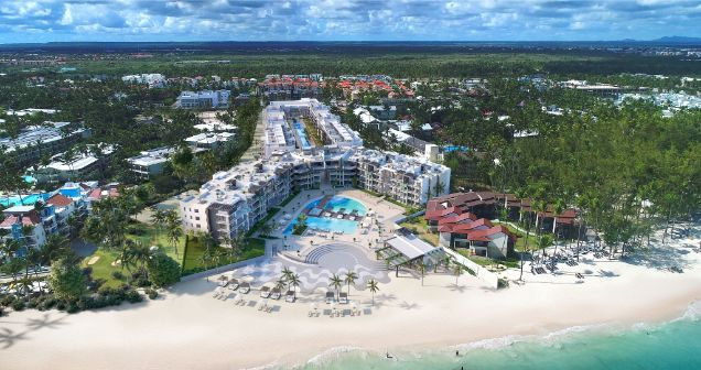 Apartment 2,3 BEDROOMS for sale in OCEAN BAY Punta Cana