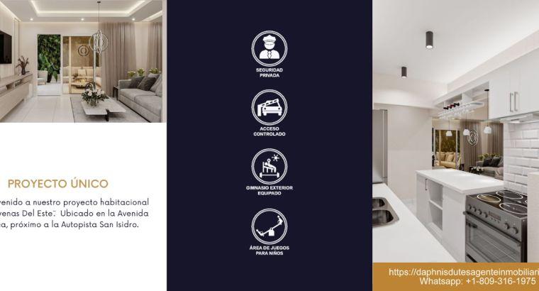 Cayenas del Este Apartments For sale Republica Dominicana