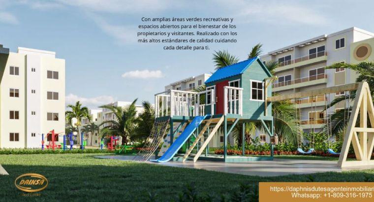 Economico Proyecto+en Santo Domingo Oriental
