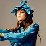 Gigi Hadid para a 'i-D Magazine'