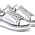 Alexander McQueen divulga novo sneaker