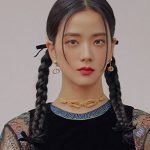 Jisoo, do Blackpink, estrela editorial da 'Harper's Bazaar Coreia'