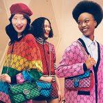 Gucci lança coleção de bolsas coloridas