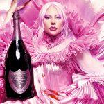 Lady Gaga lança champagne para a Dom Pérignon