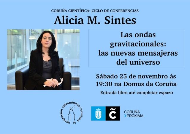 Conferencia ALICIA SINTES blog