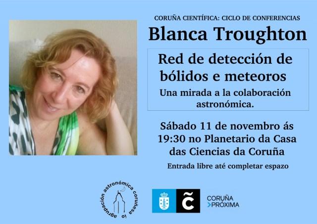 Conferencia BLANCA TROUGHTON