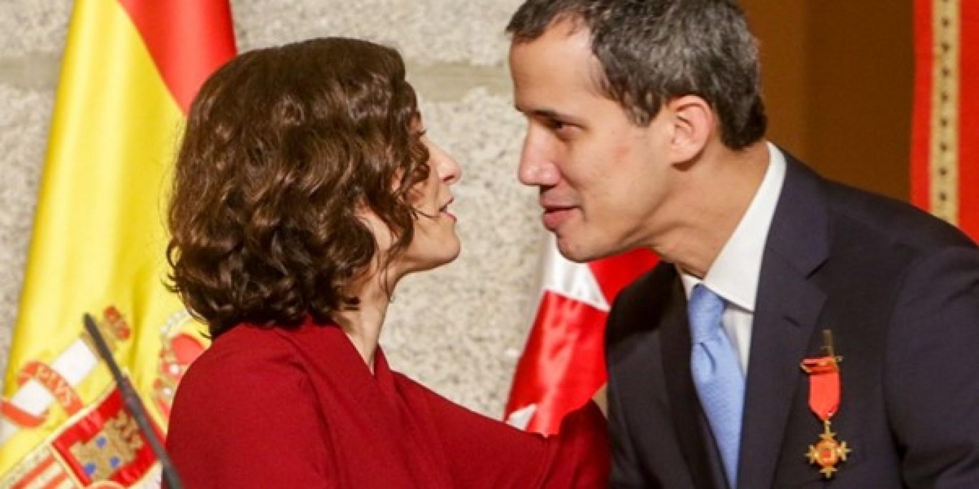"""O """"lobby"""" dos venezolanos ricos, o gran aliado da dereita nas eleccións de Madrid"""