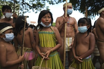 Col – Indíxenas de catatumbo contra do Goberno- 31.05.21