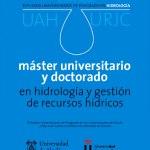 master hidrología