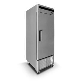 Refrigerador industrial inox 1 pta acero