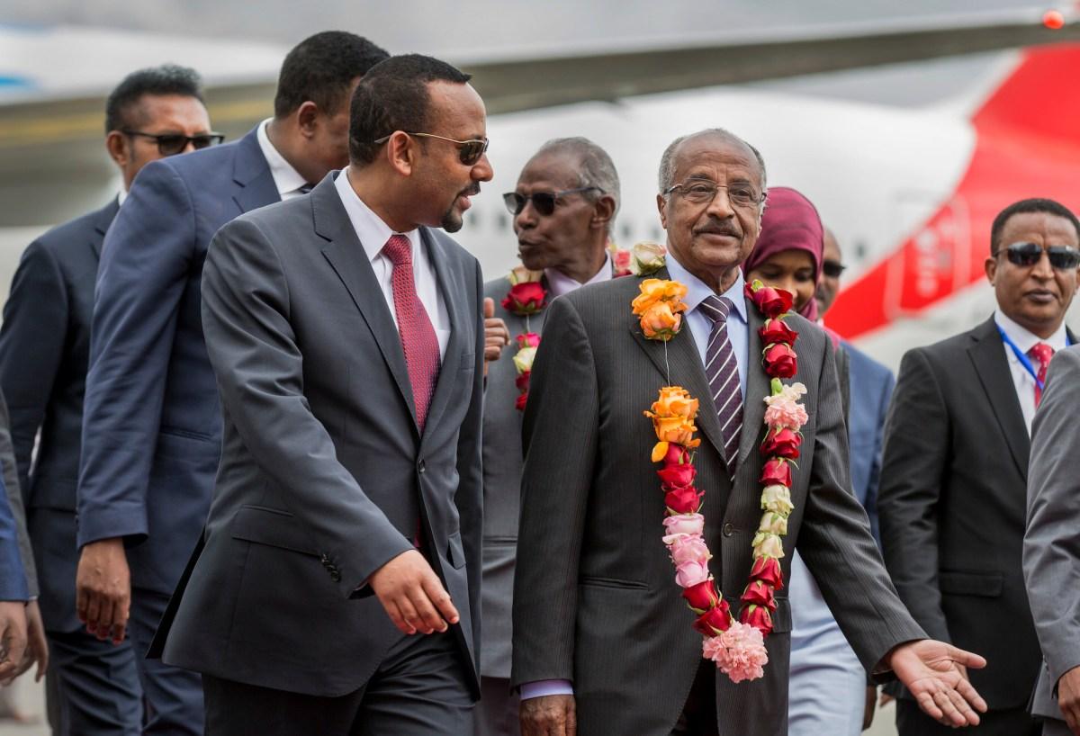 AGSIW   Ethiopia-Eritrea Reconciliation Offers Glimpse into