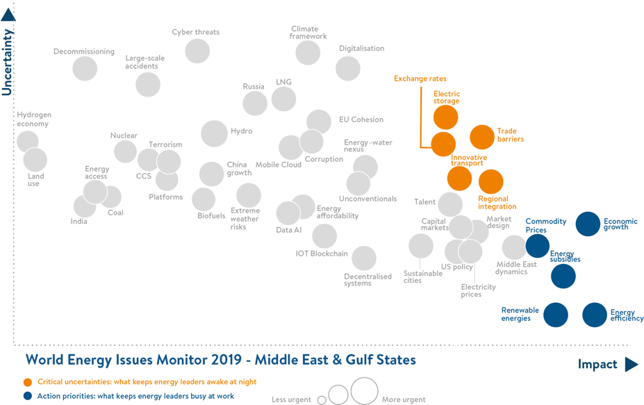 World Energy Issues Monitor 2019_Middle East and Gulf