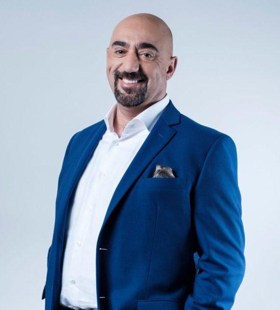 Mohamed Qasem, co-founder of podcast Sciware (Mohamed Qasem)