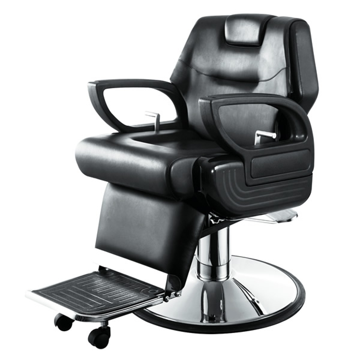 Barber Chairs Quotcaesar Quot Barber Chair With Heavy Duty Hydraulic Pump