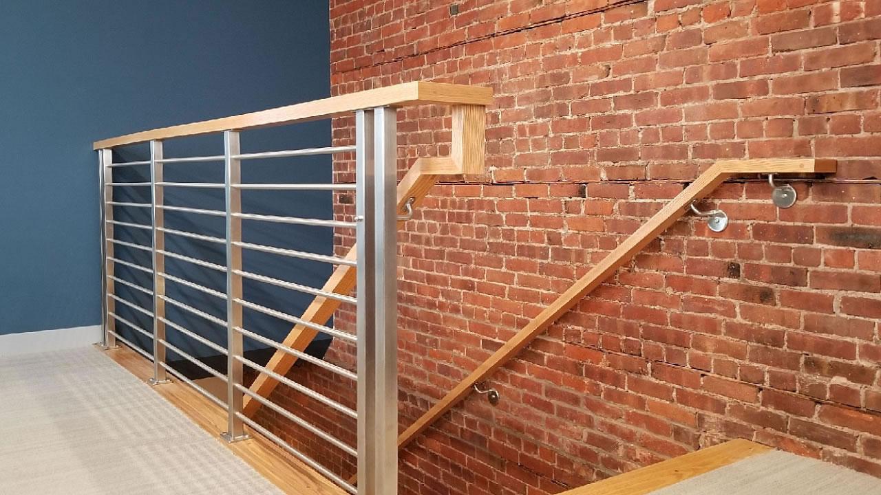 Best Finish For Handrails