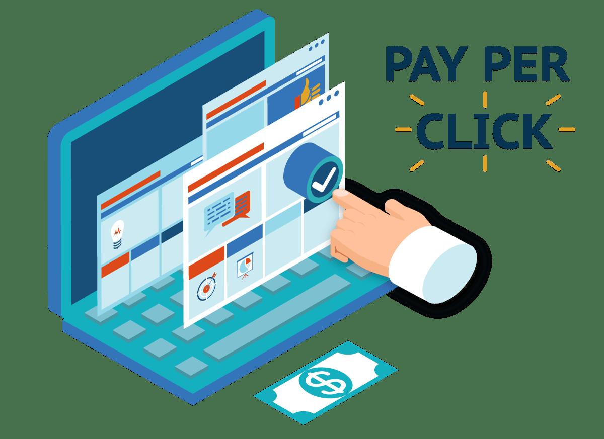 Reklama me pagese ( PPC )