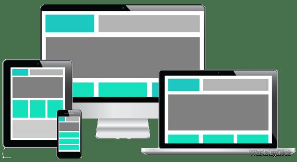 Ndertim Faqe Interneti Responsive