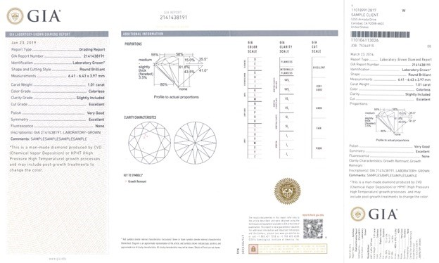 GIA Updates Education Materials and Grading Reports for