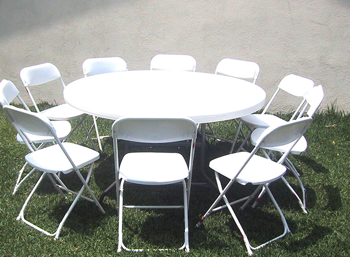 AG Tent Rentals Table and Chair Rentals