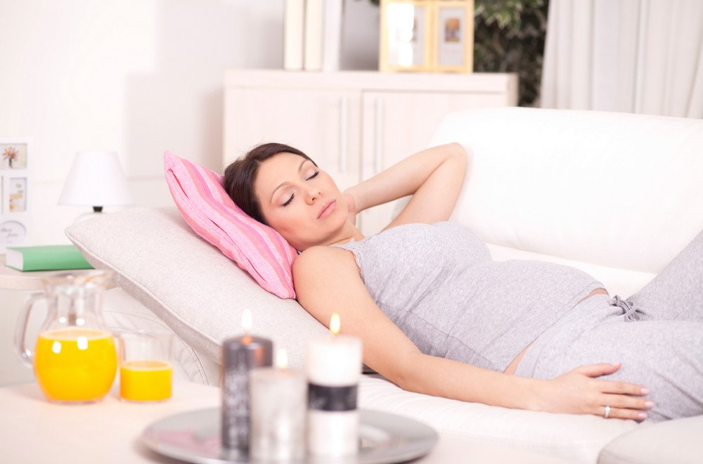Тошнота во втором триместре беременности