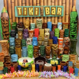 Coctelería Tiki