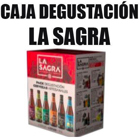 CAJA LA SAGRA 6U