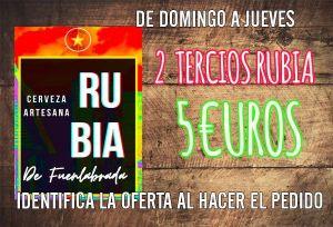 OFERTAS 2021 - RUBIA