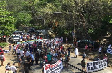 Defensa del Rio Horcones norte Jalisco